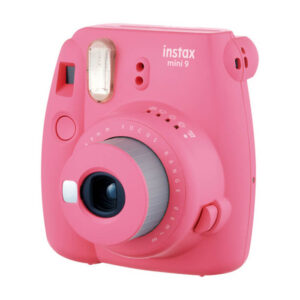 Fujifilm instax mini 9 Instant Film Camera {Flaming Pink}