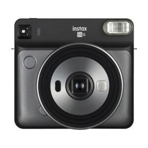 Fujifilm instax SQUARE SQ6 Instant Film Camera {Grey}