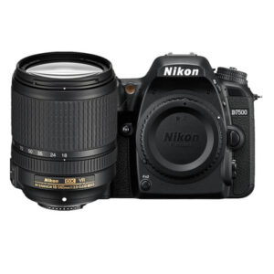 Nikon D7500 Digital SLR Camera 18-140 VR Lens Kit