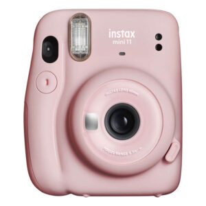 Fujifilm instax mini 11 Instant Film Camera {Blush Pink}