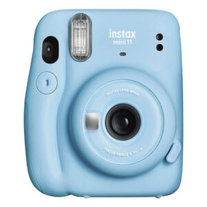 Fujifilm instax mini 11 Instant Film Camera {Sky Blue}