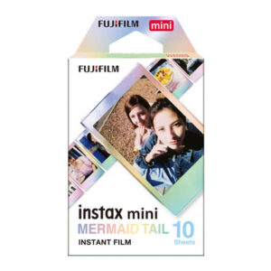 FUJIFILM Instax mini Mermaid Tail Film {10 Exposures}