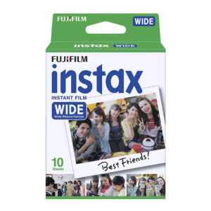 FUJIFILM Instax Wide Instant Film {10 Exposures}
