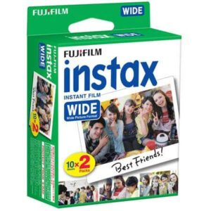 FUJIFILM Instax Wide Instant Film {20 Exposures}