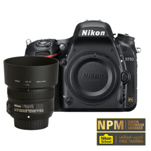 Nikon D750 Digital SLR 50mm f/1.8G Lens Offer