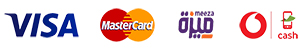 Payment Credit cards