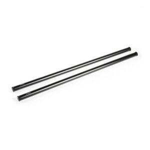 SmallRig 2pcs 15mm Black Aluminum Alloy Rod(M12-45cm) 18inch 1055